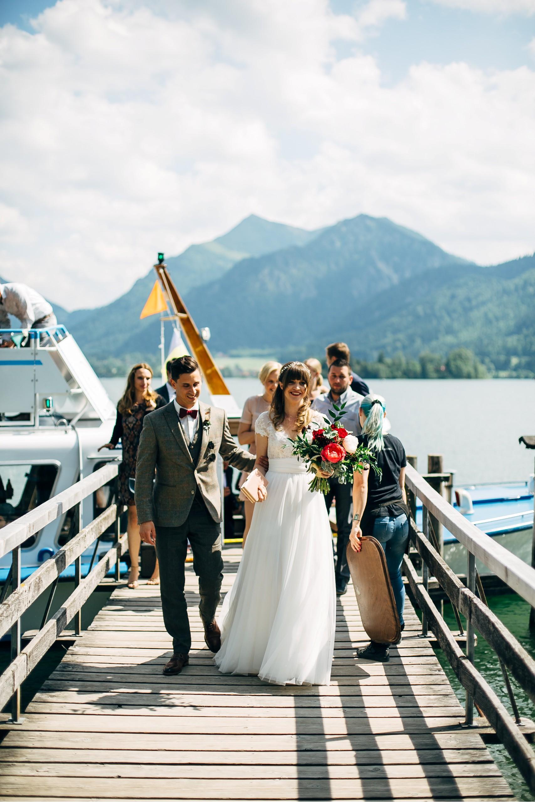 Hochzeit Schifffahrt 2